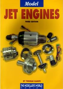 Model Jet Engines (3rd Edition) by Thomas Kamps