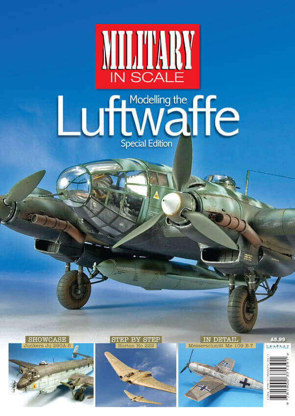 Modelling the Luftwaffe Special