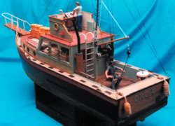 Fishing Boat: Orca (from the film 'Jaws')