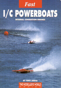 Fast I/C Powerboats - by Tony Jarvis