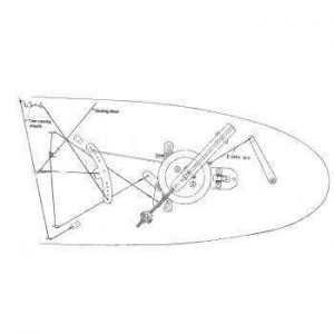MM631 Moving Carriage Vane Gear