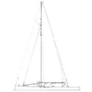 MM503 Rigging And Fittings For Marblehead Yachts
