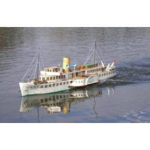 Maid of the Loch Paddle Ship MM2042  Plan|Maid of the Loch Paddle Ship MM2042  Plan