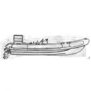 Inshore Inflatable MM1271 Plan