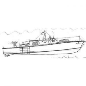 Canadian Power Boat MM1420