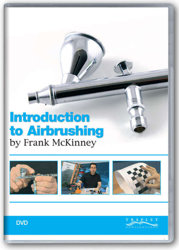 Introduction to Airbrushing DVD|Introduction to Airbrushing Blu-Ray