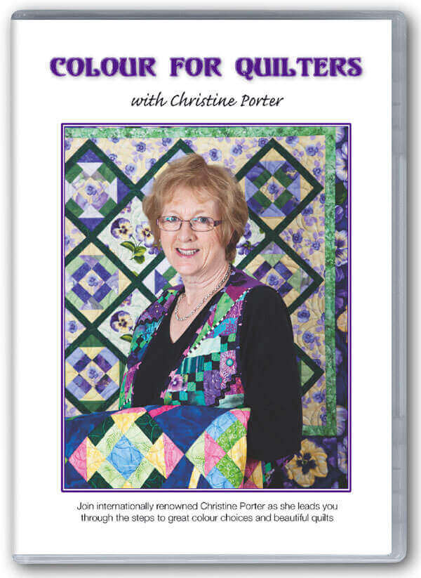 Colour for Quilters DVD